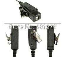 5x FBI Acoustic Air Tube Earpiece for Motorola Walkie Talkie GP280 GP300 GP308 GP68 CP040 CP100