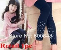 baby girl legging Shining girls leggings cotton fashion girl pants for spring/autumn