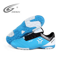 2014 free shipping blue men outdoor shoes legend baseball cleats soccer boots
