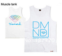 Free shipping wholesale pink dolphin Vest Multi Camo Vest Jumbo P hip hop Vest unisex Vest 100% cotton 21 color Diamond