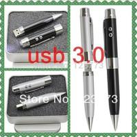 High speed 8GB 16GB 32GB 64GB 128GB usb 3.0 pendrive Ballpoint pen  model usb flash drive pen drive free shipping -style 10