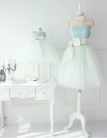 Qiqi fashion family parent-child dress costume photography services
