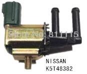 Auto Solenoid Valve Vacuum Valve NISSAN K5T48382, free shipping Auto Valve Control Valve