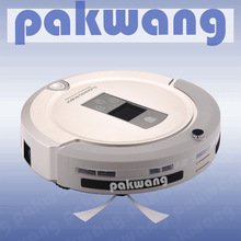 multifunction robotic auto vacuum cleaner promotion