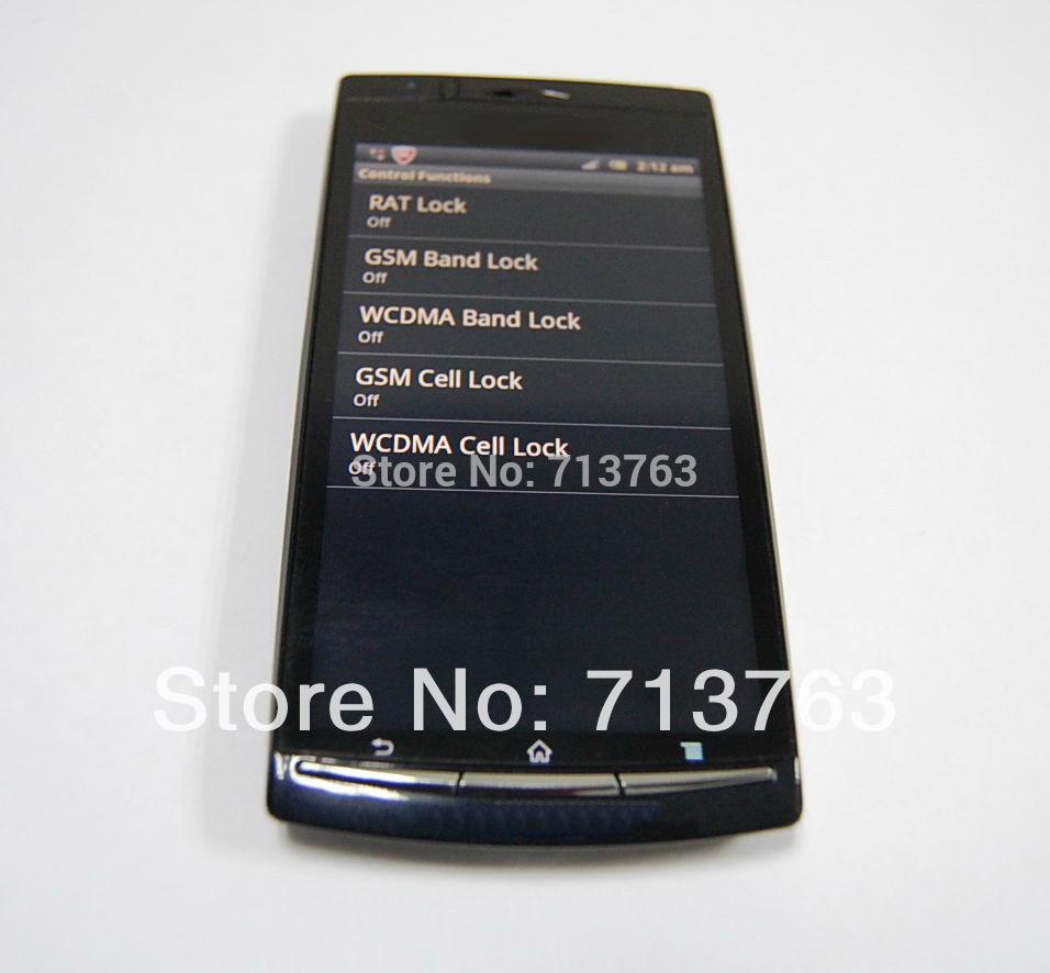 Tems LT18i ( W995 / LT25i / I9305 / I9505 ) тест телефон, Tems карманные, Wcdma900 / 2100 мГц, С функцией wi-fi
