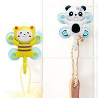 2014 free shipping Cute cartoon animals chuck powerful creativity Snap hook