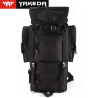 Professional waterproof double-shoulder mountaineering bag outdoor 65l70l super large capacity travel backpack