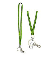 Christmas Gift wholesale fashion Mixed Colors crystal rhinestone lanyard for Badge or mobile phone