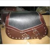 мотоцикл кавалерии Земля орла короля рыцарь рыцарей оборудованы мотоцикл стороне сумка сумка сумка седло мешок