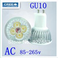 Factory direct sale GU10 GU5.3 E27 E14 MR16 15W LED Sport light lamp High Power bulb warm cool white 80W DC12V AC 110V 220V 240V