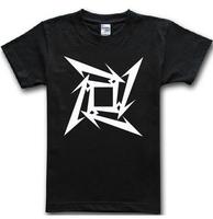 2014 summer new brand Metallica muisc meta rock letter print cotton t-shirt man t shirt casual top tee short sleeve plus size