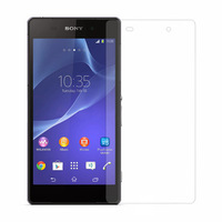 High Quality Clear Screen Protector Film For Sony Xperia Z2 Free Shipping DHL UPS EMS HKPAM CPAM