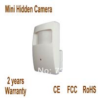 unique mini disguise home security pinhole cctv camera