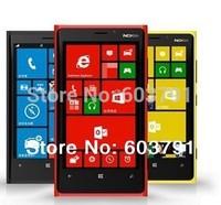 "Lumia 920 Original unlocked Nokia Lumia 920 with 4.5 "" Capacitive screen Dual core 32G ROM"
