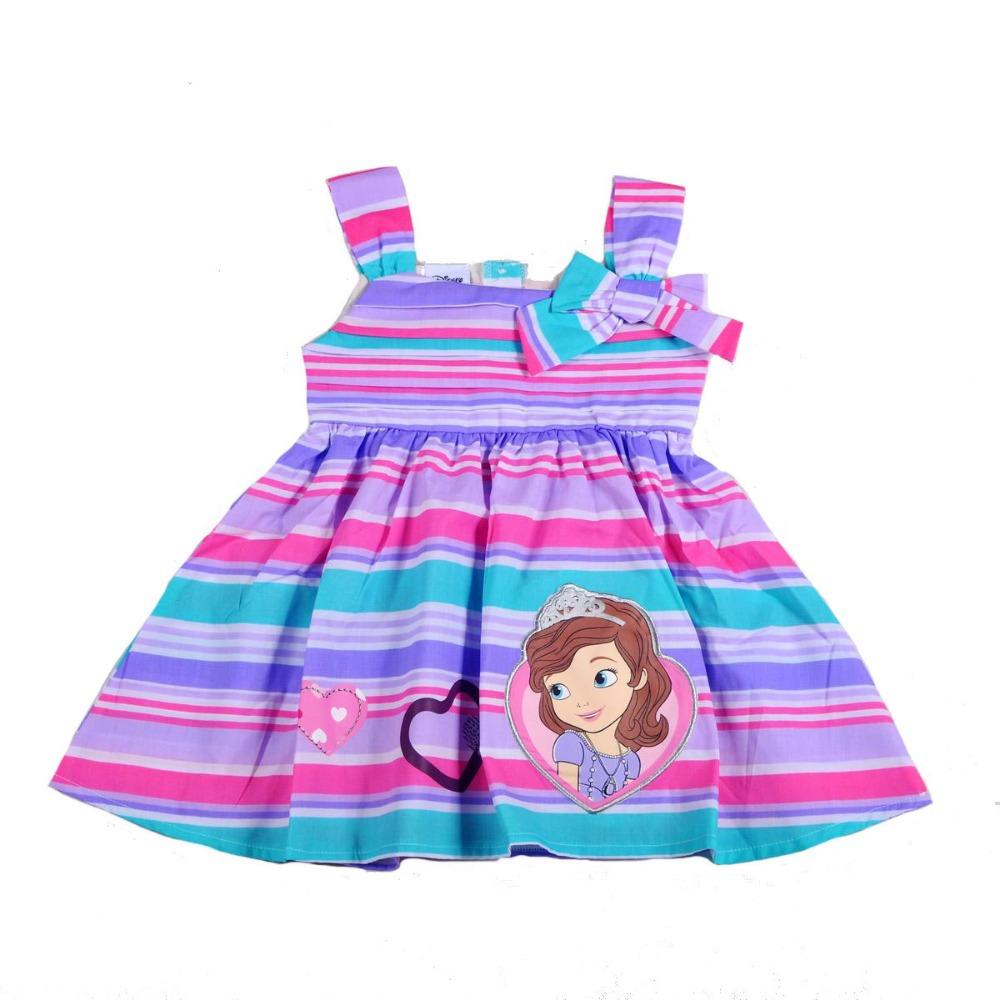 The Sophia dress nice and good quality girl fashion dress, girls grament,Free shipping(China (Mainland))