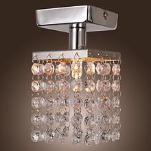 Crystal 1 G9 Pendant Light Lamp 110 120V 220 240V Free Shipping pendant lights kitchen