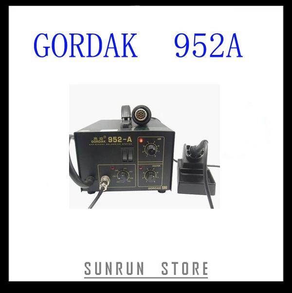Gordak 952 А сварки горячим
