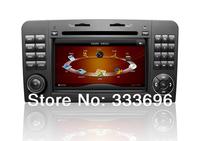 Car DVD Player for Mercedes Benz W164/GL Class X164 GL300 GL350 GL420 GL450 GL500 with RDS GPS Navigation Stereo Radio TV USB