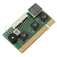 Bidirectional Display Analyzer Tester Post Card Motherboard Diagnosis PCI Port