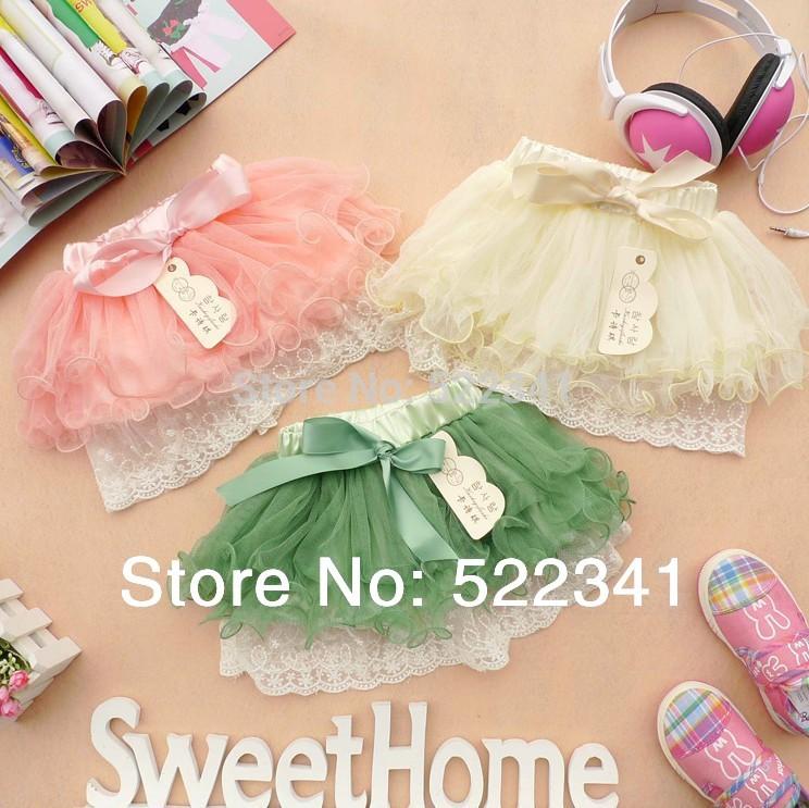 Girls Ballet Mini Skirt Child Petti Princess Dance Skirt Baby Tutu Ballroom Micro Skirt Children Summer Ruffle Short Skirt(China (Mainland))