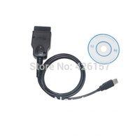 High Quality VAG COM 409.1 USB KKL VAGCOM 409 Black