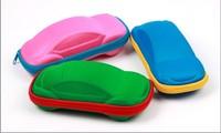 Free Shipping 10 Pieces/Lot Children Sunglasses Box  Child Sunglasses Storage Case Protector  Bag