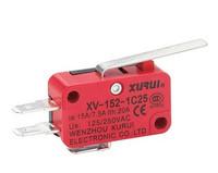 5pcs/lot MICRO SWITCH SPDT PIN PLUNGER XV-152-1C25 20A 125/250VAC