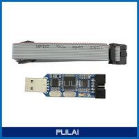 AVR Emulator USB Downloader JTAG  Programmer Debugger Support ATMega Flash,EEPROM
