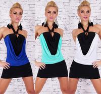 EAST KNITTING N409 2014 summer dress Sexy brand tops women fashion bandage dress sexy dress free shipping