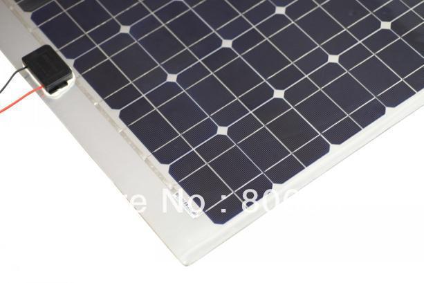 Solar 12v Flexible 12v Semi-flexible Solar