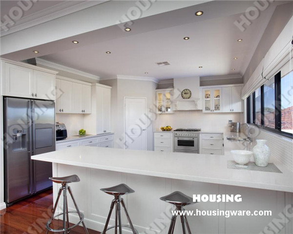 China supplier PVC Kitchen Cabinet / Kitchen Furniture(China (Mainland))