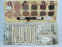 1Set 2014 New arrival The Balm Brand Makeup 12 Original Colors Nude'tude Eye shadow maquiagem Palette Dropship Free Shippping