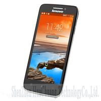 "freeshipping lenovo S650 mini VIBEX Quad core 4.7"" 4.7 Inch Gorilla Glass 1GB RAM 8MP camera Dual SIM GPS Android 4.2 phone"