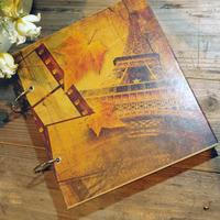 Fashion diy handmade photo album photo album clipbook