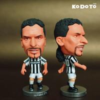 KODOTO 10# BAGGIO (JU) Football Star Doll (Classic Edition)