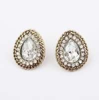 Korea Style 2014 New  Vintage Antique  Earrings For Women