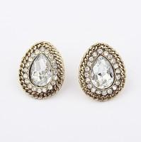 Korea Style 2014 New  Vintage Antique  Earrings For Women