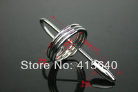 Steel Urethral Plug Male penis dilation Chastity device A525