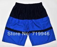 2014 Hot Sale One Piece Free Shipping Plus Size Men's Swimwear Board Shorts