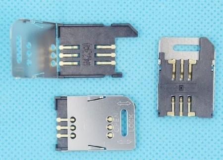 30 pcs/lot, sim карта чтения коннектор гнездо модуль лоток для blackb 8100 8110 8120 8300 8310 8320