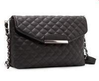Hot Casual fashion  Women Messenger bags Small Crossbody Plaid chain Belt bag woman handbag designer PU women leather handbags