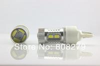 2pcs/Pair 7443/7440 W21/5W WY21W/5W LED 12 SMD 5630 11W Car Turn Signal Brake Light Bulb 12V-24V Volt White/Amber Yellow Orange