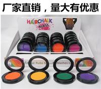 2014 Haircolouring 12 powder disposable hair dye powder hair gradient color crayon chalk hair dye stick