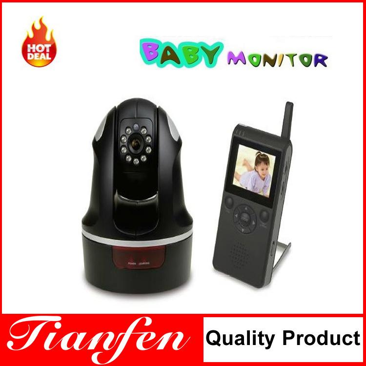 Digital Boy Baby Monitor Wireless 2.4GHz Digital Baby Video Monitor Fetal 2.4 inch baba eletronica Care Baby Camera()