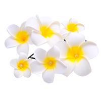 Colour bride frangipani pearl the wedding hair accessory hair accessory formal dress accessories beach laciness clip