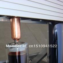 popular heat pipe solar collector