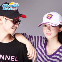 Male women's outdoor anti-uv benn tennis ball baseball cap sports sun hat