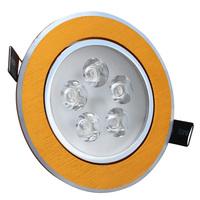 Led spotlight wall lights full set of ceiling light spotlights 5w7w wall lights