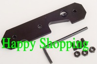 AK Side Dovetail Mount Plate Rail Heavy Duty Steel With Bolts Fits 47 & 74 etc Series Free Shipping