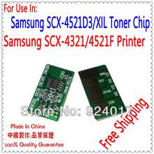 Use For Samsung SCX-4521D3/XIL Toner Chip,Refill Toner Chip For Samsung SCX-4321 4521 Printer Laser,For Samsung SCX-4521D3 Chip